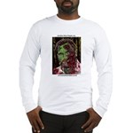 Jonathan Zombie Trading Card Long Sleeve T-Shirt