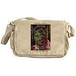 Jonathan Zombie Trading Card Messenger Bag