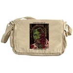 Jonathan Zombie Trading Card Messenger Bag