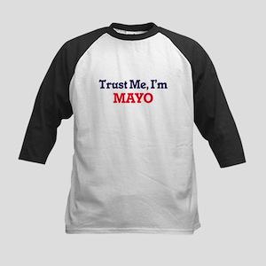 Trust Me, I'm Mayo Baseball Jersey