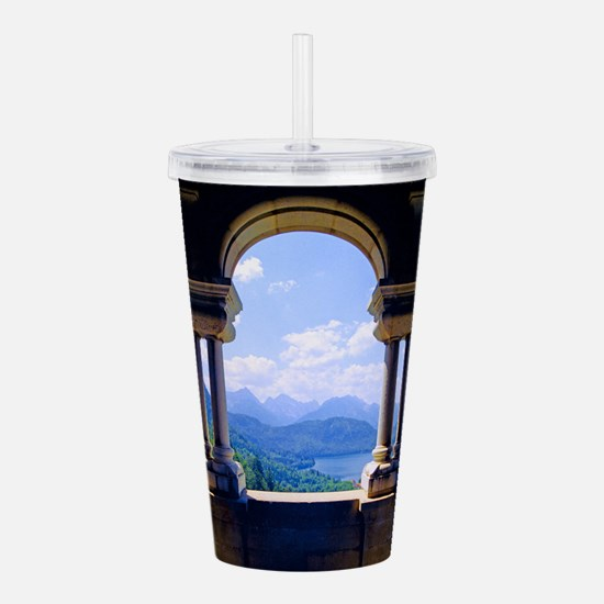 A Kings View Bavaria Acrylic Double-wall Tumbler