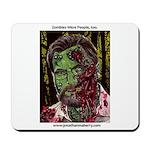 Jonathan Zombie Trading Card Mousepad