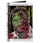 Jonathan Zombie Trading Card Journal