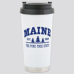 Maine Est. 1820 Stainless Steel Travel Mug