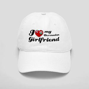 I love my Bermudan Girlfriend Cap