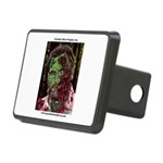Jonathan Zombie Trading Rectangular Hitch Cover