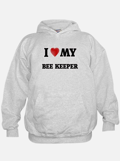I love my Bee Keeper Hoody