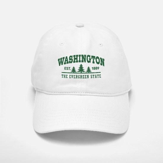 Washington Baseball Baseball Cap