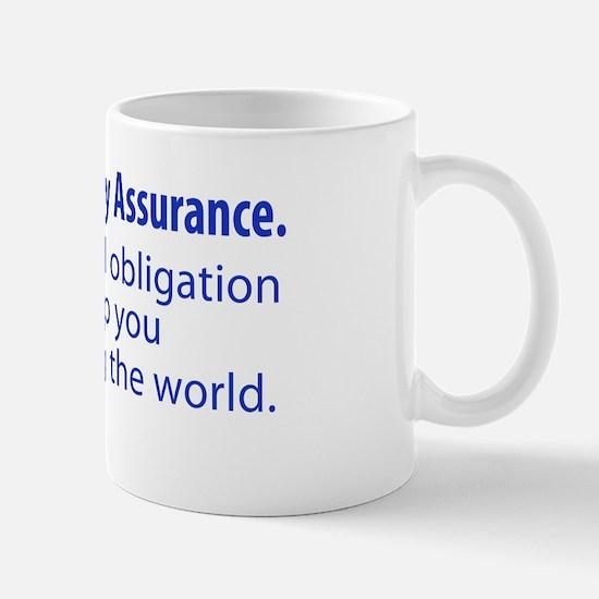 We Are Quality Assurance Mug