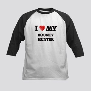 I love my Bounty Hunter Baseball Jersey