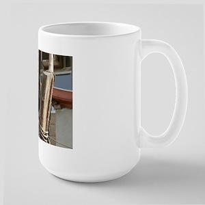 Cats of the Holy Land Large Mug