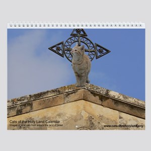 Cats of the Holy Land Calendar