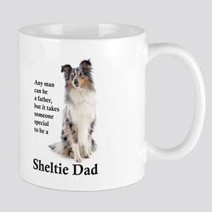 Sheltie Dad Mugs
