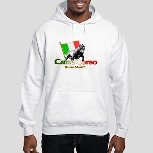 Cane Corso run Hooded Sweatshirt