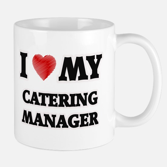 I love my Catering Manager Mugs