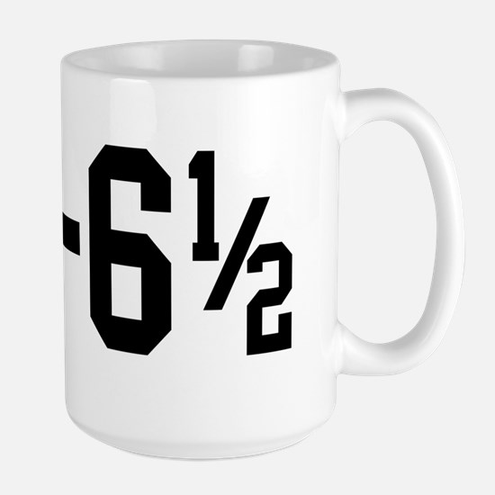 -6 1/2 Pointspread Large Mug