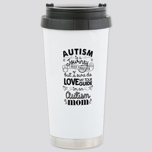 Autism Journey Autism Mom Mugs