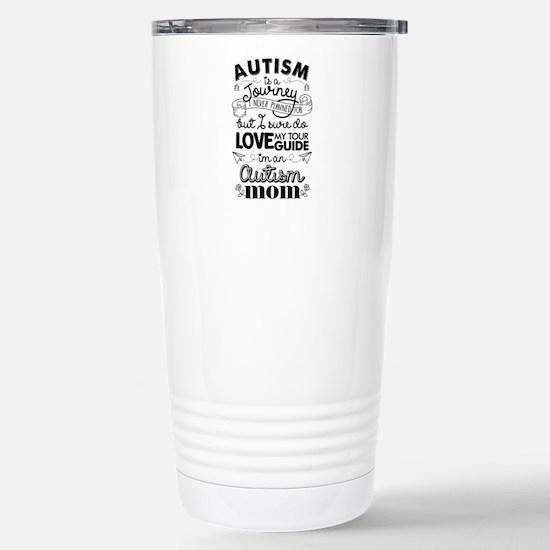 Autism Journey Autism Mom Mugs