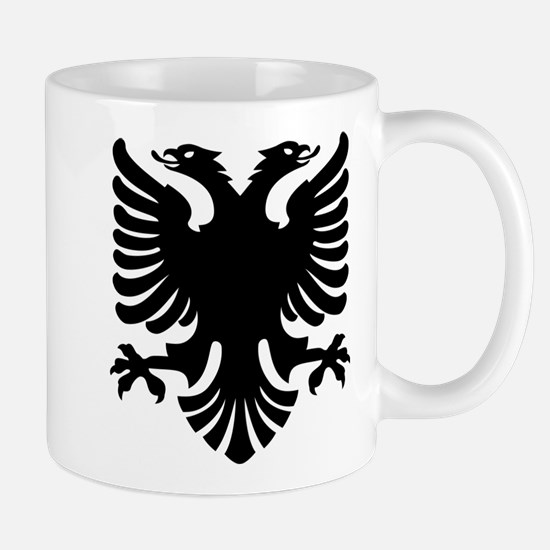 Shqipe - Double Headed Griffin Mugs