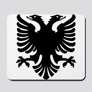 Shqipe - Double Headed Griffin Mousepad