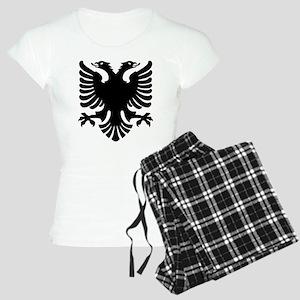 Shqipe - Double Headed Grif Women's Light Pajamas