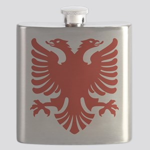 Shqipe - Double Headed Griffin Flask