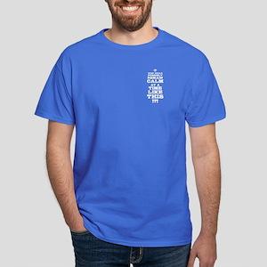 Can't Keep Calm Dark T-Shirt