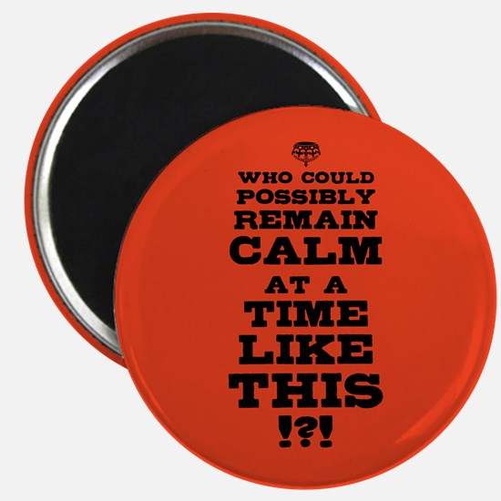 Can't Keep Calm Magnet