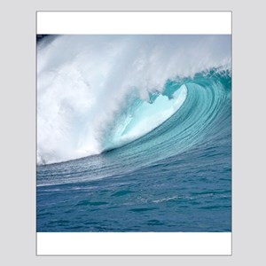 Waimea Bay Big Surf Hawaii Posters