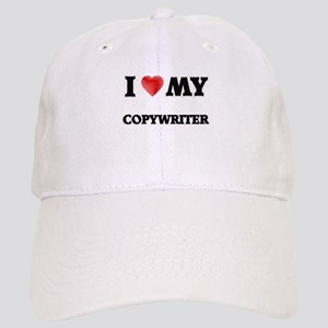 I love my Copywriter Cap