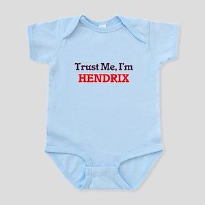 Trust Me, I'm Hendrix Body Suit