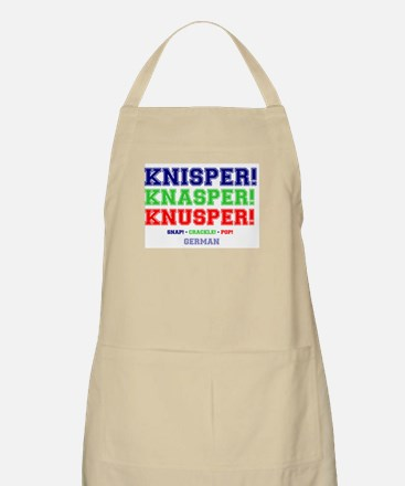 SNAP - CRACKLE - POP - GERMAN Light Apron