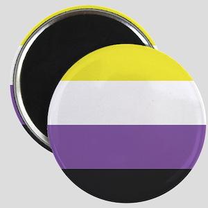 Non-Binary Pride Magnets