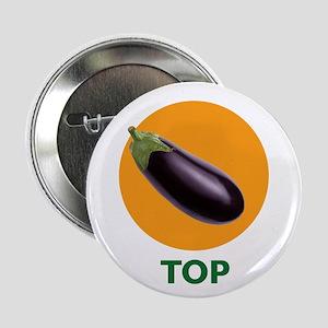 "Eggplant Top 2.25"" Button"