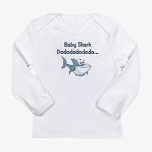 baby shark Long Sleeve T-Shirt