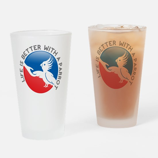 Unique Rescue animals Drinking Glass