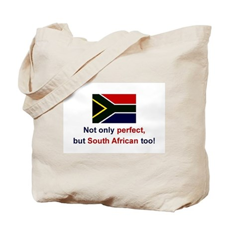 S Africa-Perfect Tote Bag