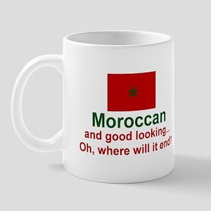 Morocco-Good Looking Mug