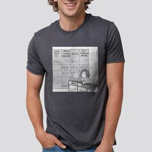 Jeopardy Squirrel - no tex T-Shirt