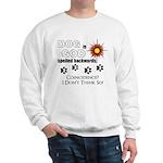 Dog is God Spelled Backwards Sweatshirt