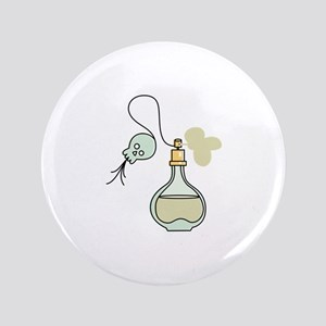 Halloween Perfume Button
