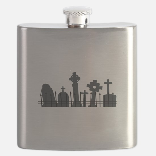 Graveyard Flask