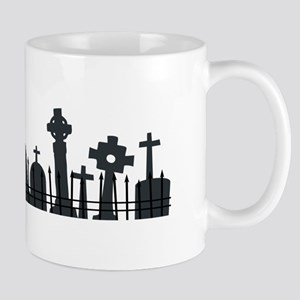 Graveyard Mugs