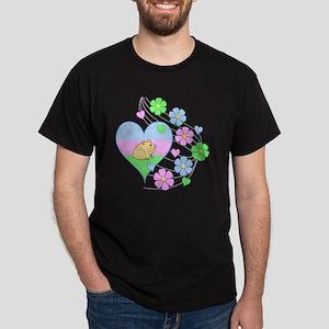 Fun Hamster Heart T-Shirt
