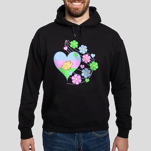 Fun Hamster Heart Sweatshirt