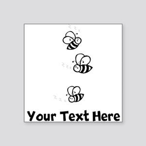 Bees (Custom) Sticker