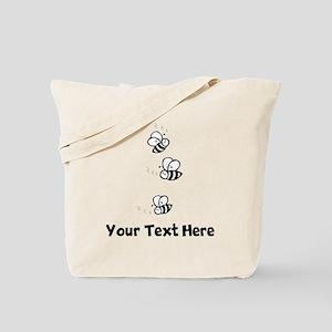Bees (Custom) Tote Bag