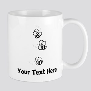 Bees (Custom) Mugs