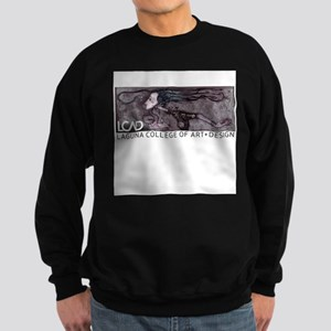 cafe_work_redo Sweatshirt