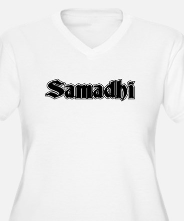 Samadhi Plus Size T-Shirt
